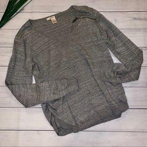 DKNY Jeans v-neck sweater - sz L